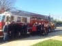 CHFD Truck Dedication to Cpt Greg Dalessio