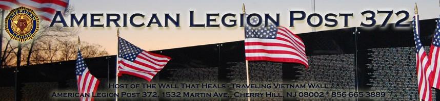 American Legion Cherry Hill NJ Post 372